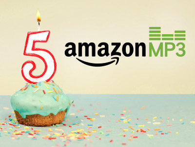 Amazon – Get MP3 Songs For Only $0.05