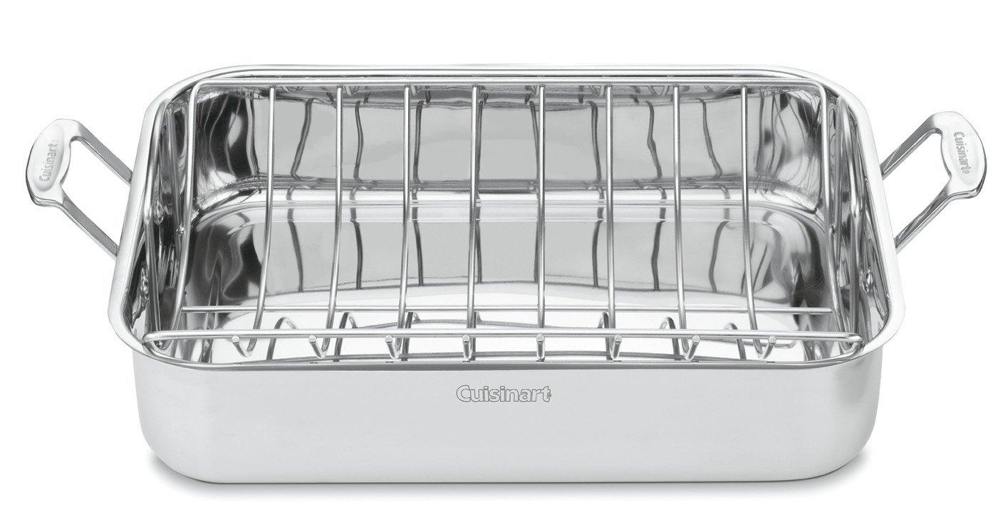 Amazon Kitchen Deals – Roasting Pan, Dutch Oven, Stock Pot, Cookware Sets