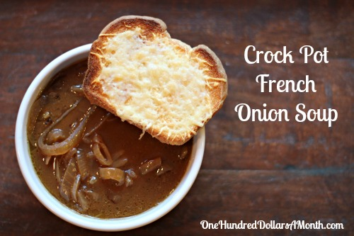 french crock pot french onion soup crock pot french onion soup crock ...