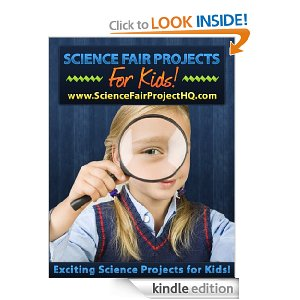Amazon Free Kindle Books for Kids – Science Fair Projects, Lemony Snicket + More