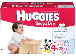 Amazon Baby Deals – Huggies Diapers, Cloth Diapers, Baby Wipes, Baby Food + Infantino Baby Carrier