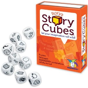 Amazon Learning Toys and Games – Rory's Story Cubes, Math Dice, Snap Circuits, Model Rocket