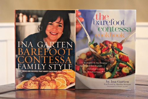 {Giveaway} Enter to Win 1 of 2 Autographed Barefoot Contessa Books