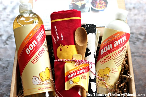 {Giveaway} Enter to Win a Bon Ami Canning Clean Up Kit