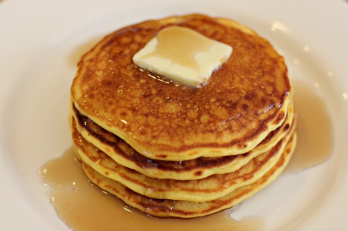 Fresh Corn Recipes - Corn Pancakes