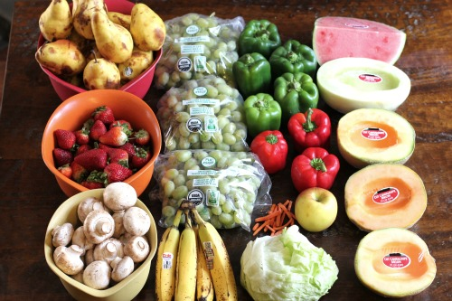 How to Get Free Food Week # 21 – Reclaimed Food Show and Tell