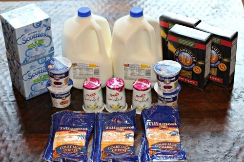 Shopping with Mavis | Albertsons – Free Yogurt, Free Pasta, Free Tissue + Cheap Tillamook Cheese!