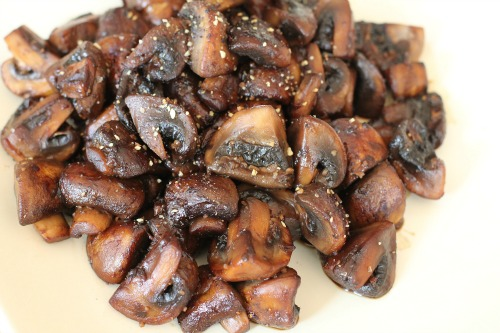 Quick Side Dish Recipes – Sauteed Mushrooms