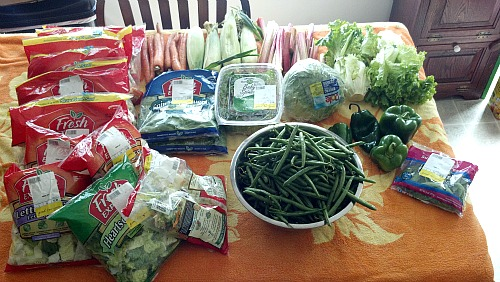 Ask and You Shall Receive – Reader Melissa Sends in Her Free Produce Pictures