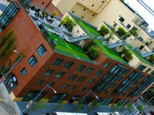 Green Gardens - Rooftop Gardens in the City - One Hundred ...