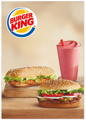 Amazon Local – Burger King Buy 1 Get 1 Free Coupons
