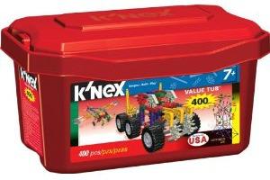 Amazon Toy Deals – Lego Video Game, K'NEX, Rory's Story Cubes, Laser Finger Beams, Plasma Car