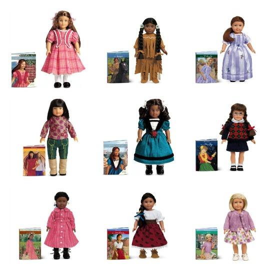 Amazon – American Girl Dolls, Books, DVD's + More