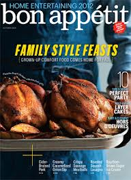 1 Year Subscription to Bon Appetit Magazine Only $4.99!