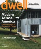 1 Year Subscription to Dwell Magazine Only $5.99