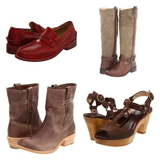 Where to Buy Frye Boots Online