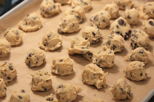 Time Saving Tips – How to Freeze Cookie Dough