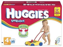 $3 Huggies Snug and Dry Diapers Coupon