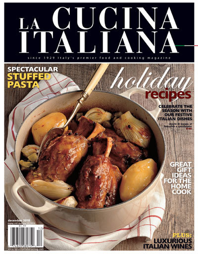1 Year Subscription to La Cucina Italiana Magazine Only $4.99