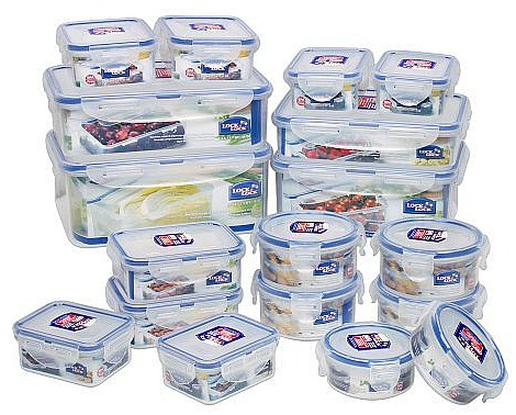 Amazon | Over 40% Off Lock&Lock Food Storage Container Sets