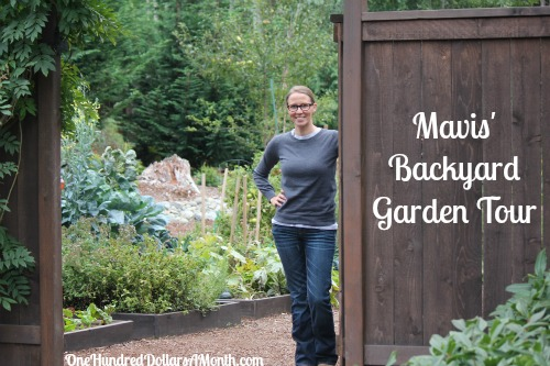 How To Grow Your Own Food – Mavis' Vegetable Garden Tour