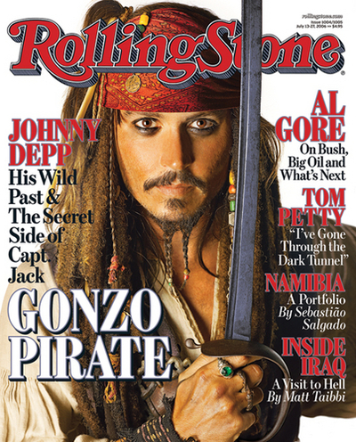 1 Year Subscription to Rolling Stone Magazine Only $3.99 a Year!