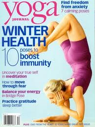 1 Year Subscription to Yoga Journal Magazine Only $4.99!