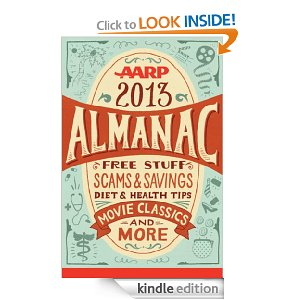 Free Amazon Kindle Books – Weekend Homesteader, Garden Styles, Chicken Recipes, 2013 AARP Almanac