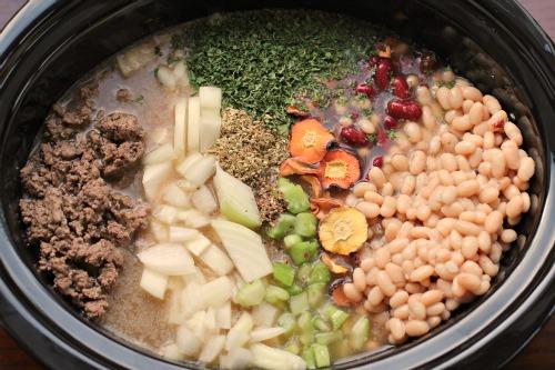 Easy Crock Pot Recipes Olive Garden Pasta E Fagioli Soup Copy Cat Recipe