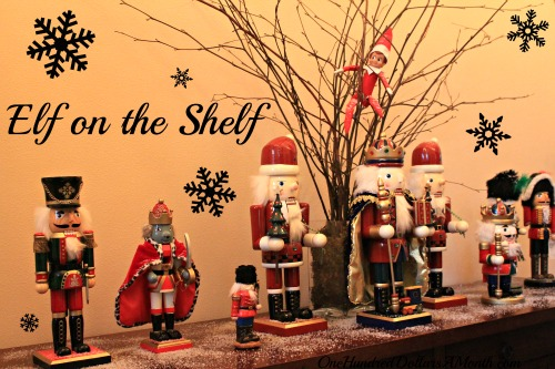 Elf on the Shelf – Ernesto is on Duty