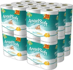 Amazon Toilet Paper Deals – Quilted Northern, Angel Soft, Cottonelle
