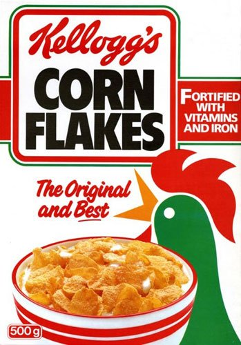 Mavis and the Corn Flakes Smackdown on Aisle 7