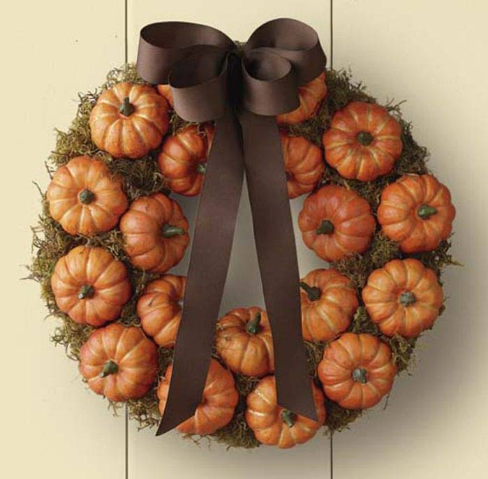 Fall Decorating Ideas – DIY Wreaths