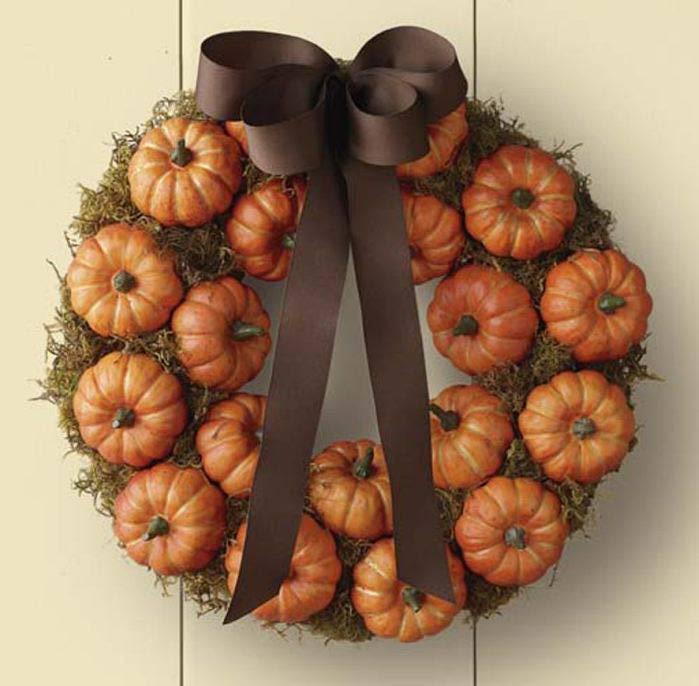 Fall Decorating Ideas – DIY Wreaths