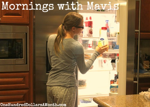 Mornings with Mavis – Win a Kindle, Ukela Boots, Diary of a Whimpy Kind, Wooden Spoons + More