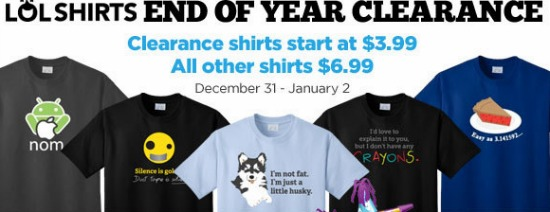 LOL t-shirt sale funny t-shirts