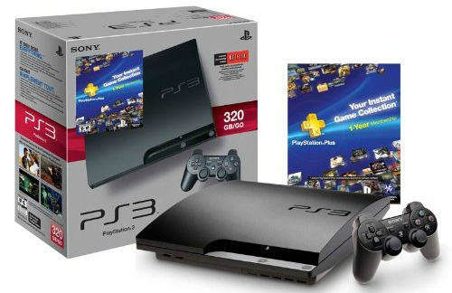 Play Station 3 bundle