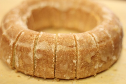 Christmas Dessert Recipes – Eggnog Pound Cake