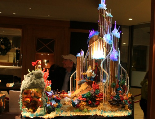 Seattle Sheraton | Gingerbread Houses – The Little Mermaid