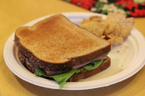 ham sandwhich