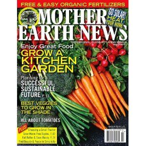 mother earth news magazine