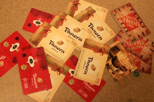 panera gift cards