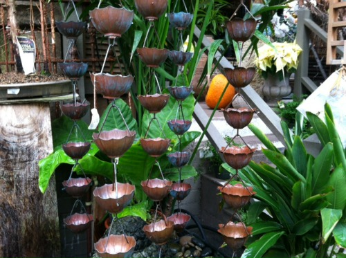 rain gutters copper