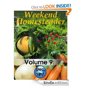 Free Amazon Kindle Books – Weekend Homesteader, C is for Christmas, Brownie Recipes, Vegetarian Meals