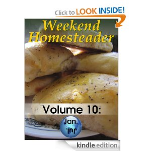 Free Amazon Kindle Books – Weekend Homesteader, From the Farm to Fast Food, Kids Lunches, Vegan Cookies