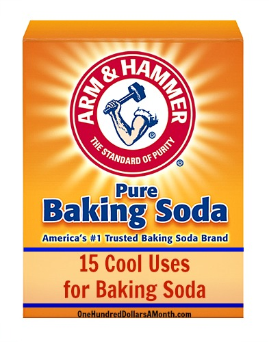 15 Cool Uses for Baking Soda
