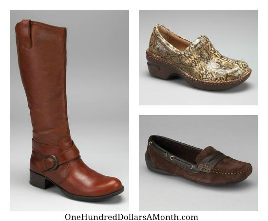 Boc Born Shoe sale deals