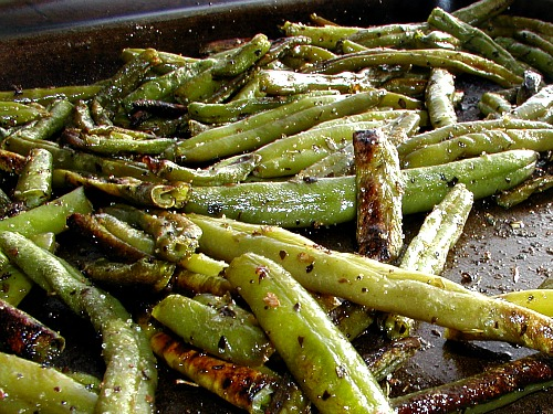 Finished Green Beans