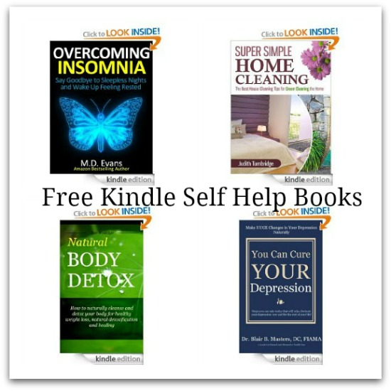 Free kindle book self help