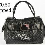 Hello Kitty Faux Leather Handbag Shoulder Bag